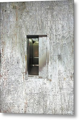 Lift Metal Print