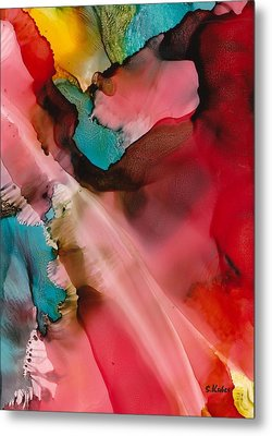 Light From Above Metal Print by Susan Kubes