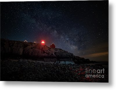 Lighting The Heaven And Earth Metal Print by Scott Thorp