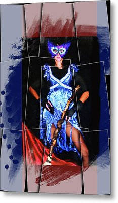 Lilin-demon Metal Print