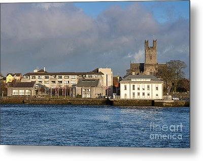 Limerick City Hall Metal Print