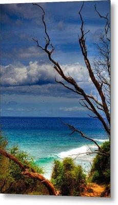 Little Beach Maui Metal Print