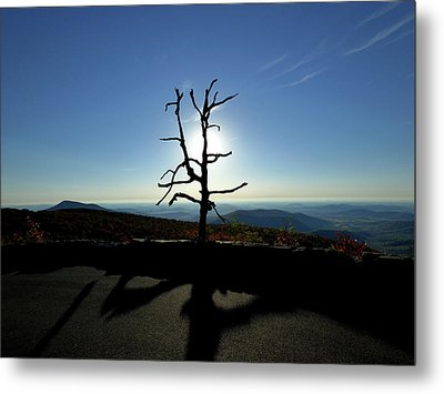 Metal Print featuring the photograph Little Devil Stairs Overlook by Robert Geary