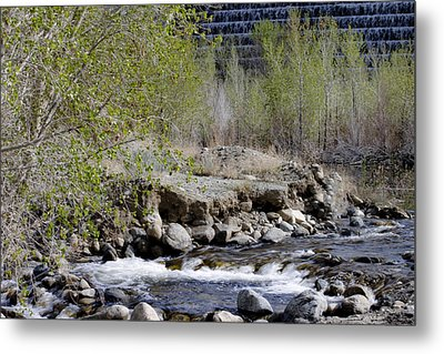 Little Rock Metal Print by Ivete Basso Photography