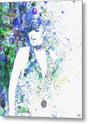 Liza Minnelli Cabaret Metal Print