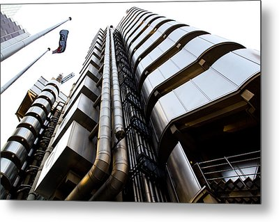 Lloyds Building London  Metal Print