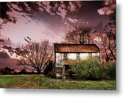Lost In Time Metal Print by Cynthia Wolfe