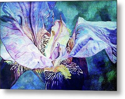 Lost Iris Passion 93 L_2 Metal Print