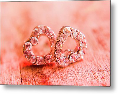 Love Of Crystals Metal Print by Jorgo Photography - Wall Art Gallery
