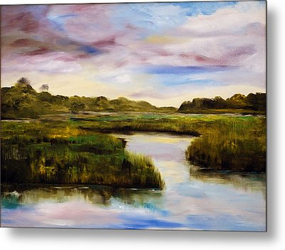 Low Country Metal Print by Phil Burton