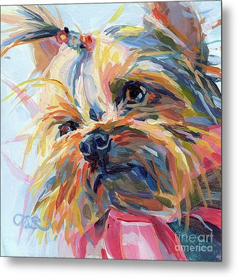 Lucy In The Sky Metal Print by Kimberly Santini