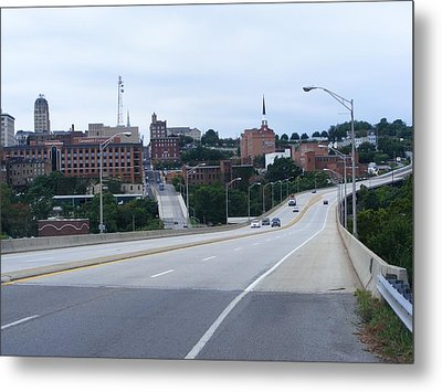 Lynchburg Virginia Metal Print