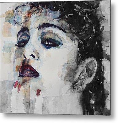 Madonna  Like A Prayer Metal Print