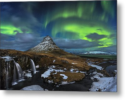 Magic Night Metal Print by Dr. Nicholas Roemmelt