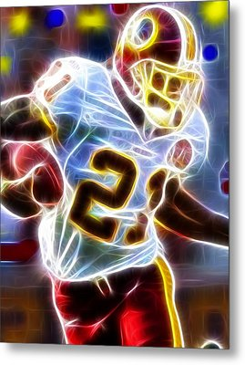 Magical Sean Taylor Metal Print by Paul Van Scott