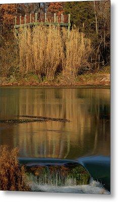 Mammoth Spring Arkansas Metal Print by Douglas Barnett