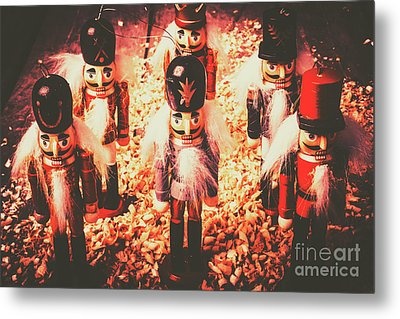 Marching In Tradition Metal Print by Jorgo Photography - Wall Art Gallery