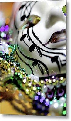 Mardi Gras I Metal Print