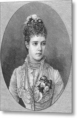 Maria Fyodorovna Metal Print by Granger