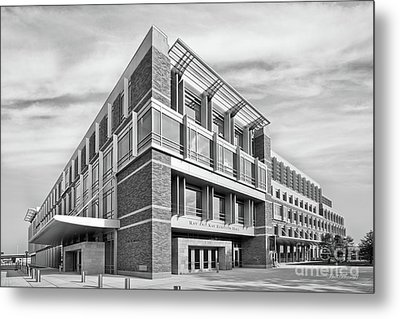 Marquette University Eckstein Hall  Metal Print