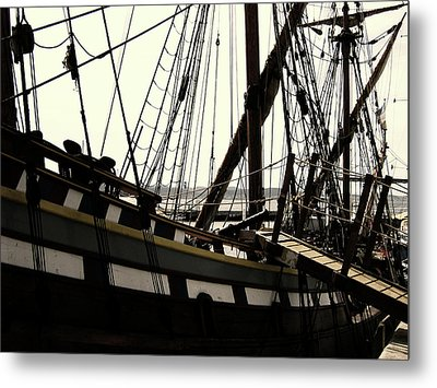 Master And Commander V2 Metal Print by Douglas Barnard