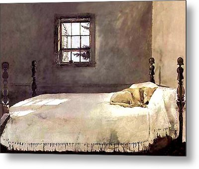 Master Bedroom  Metal Print