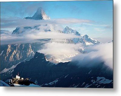 Matterhorn Metal Print by Konstantin Dikovsky