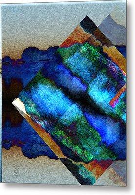 Mayanscape Metal Print by Dan Turner