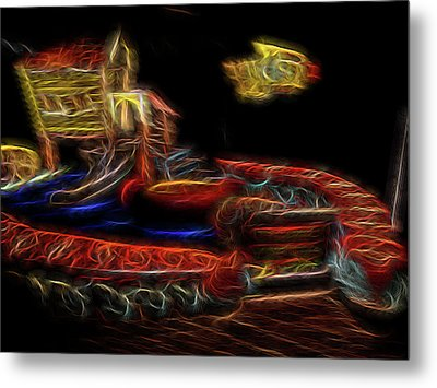 Memory's Playground Metal Print by William Horden