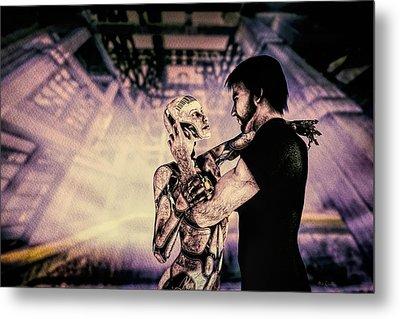 Metropolis Revisited  Metal Print by Bob Orsillo