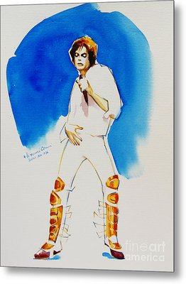 Michael Jackson - 30th Anniversary Metal Print