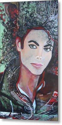 Michael Metal Print