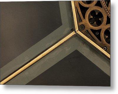 Milano Geometry 1 Metal Print by Art Ferrier