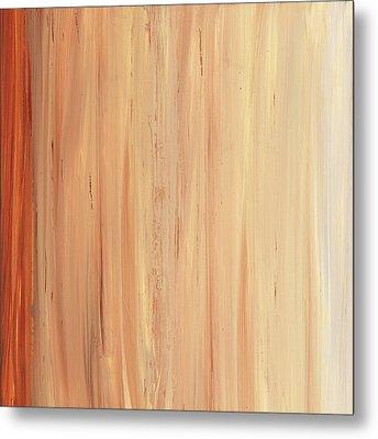 Modern Art - The Power Of One Panel 2 - Sharon Cummings Metal Print