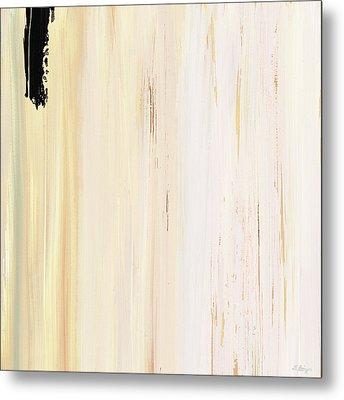Modern Art - The Power Of One Panel 3 - Sharon Cummings Metal Print