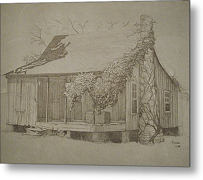 Montgomery County Metal Print by Penny Cash