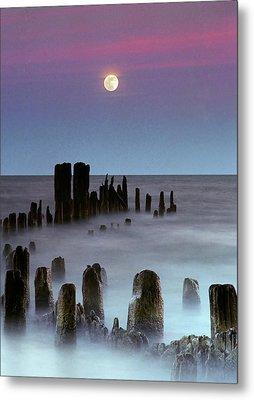 Moonrise Metal Print by James Jordan Photography
