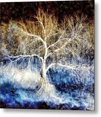 Mother Natures Dance Metal Print by Janine Riley