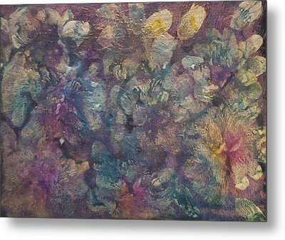 Mother Of Pearl Metal Print by Don  Wright