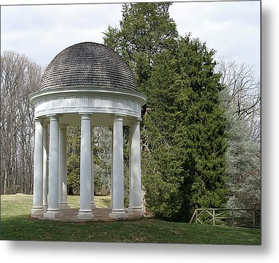 Mr. Madison's Temple Metal Print