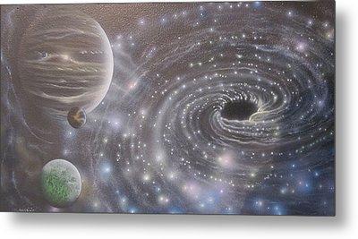 Multiverse 584 Metal Print by Sam Del Russi