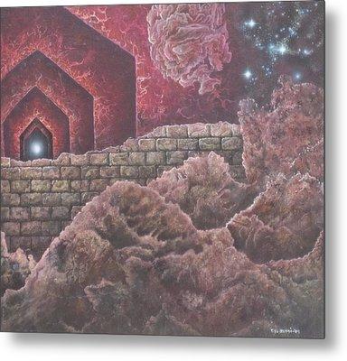 Multiverse 585 Metal Print by Sam Del Russi