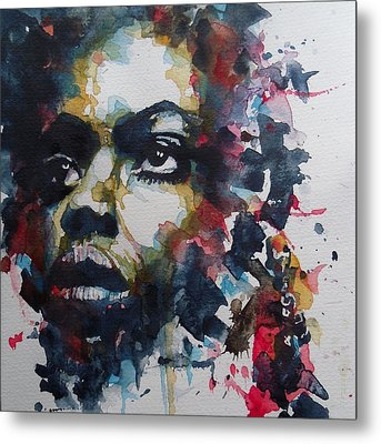 My Baby Just Cares For Me  Metal Print by Paul Lovering