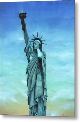 My Lady Metal Print by Kd Neeley