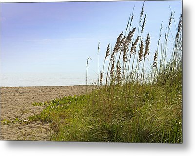 Mystic Beach Metal Print