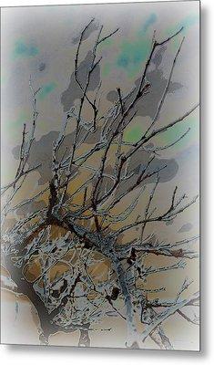 Natural Inversion - 2 Metal Print