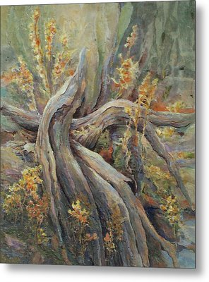 New Beginnings Metal Print by Don Trout