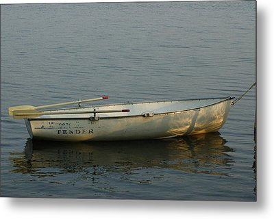 Metal Print featuring the photograph New Oars by Ron Read