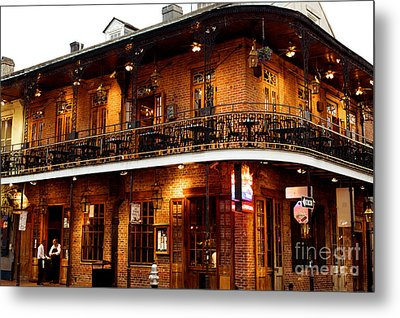 New Orleans And All That Jazz Metal Print