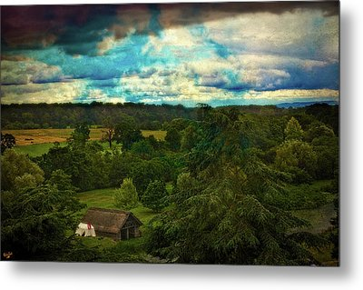Nice Weather For Trolls In The Shire Today Metal Print by Chris Lord